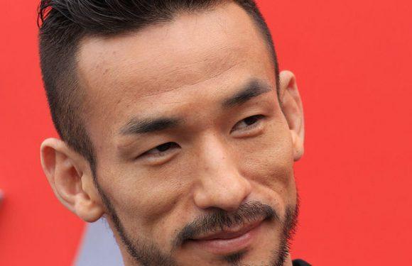 Hidetoshi Nakata: quando il calcio è solo un gioco