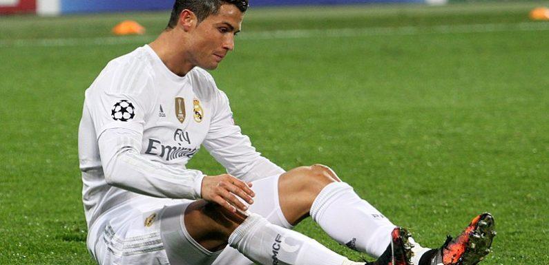 Cristiano Ronaldo spaventa i blancos: via dal Real Madrid?