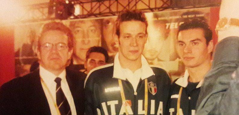 Domenico Fioravanti – Sidney 2000: il gigante che diventò idolo di una generazione