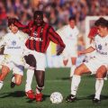 95/96 Weah vs Cannavaro