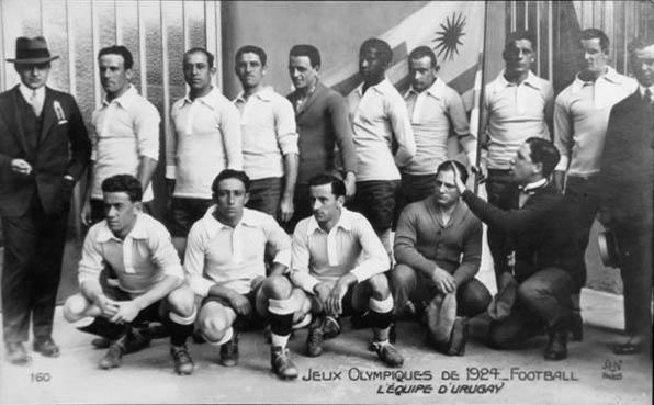 Olimpiadi 1924 – La squadra di calcio più forte del mondo