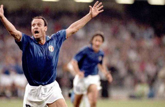 Italia 90 – Il Mondiale italiano delle notti magiche: cerimonia d'apertura