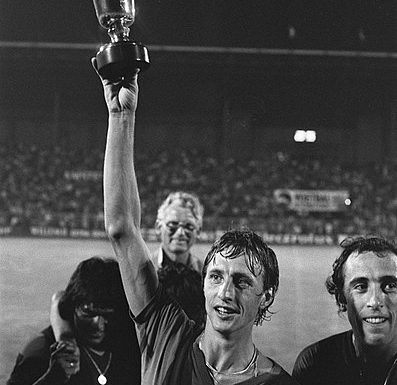 Johan Cruijff – Quel momento in cui diventò l'olandese volante