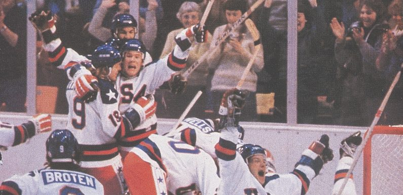 Hockey – Miracle on ice: gli Stati Uniti e il miracolo sul ghiaccio