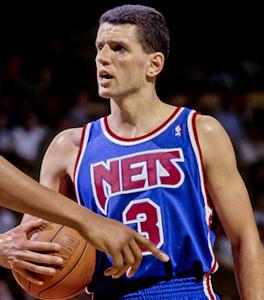 Dražen Petrović – Il Mozart del Basket che stupì il mondo dell'NBA