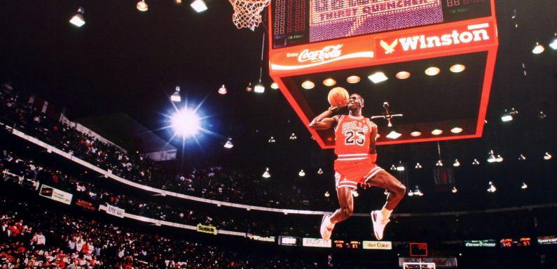 Slam Dunk Contest – L'emozione di un salto che ti porta in paradiso