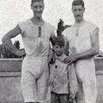 Francois Antoine Brandt e Roelof Klein e il ragazzo olimpico