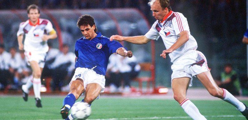 Roberto Baggio – L'espressione di un genio patrimonio del calcio