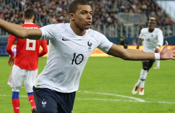 Kylian Mbappé – L'emozione della prima volta del ragazzino campione