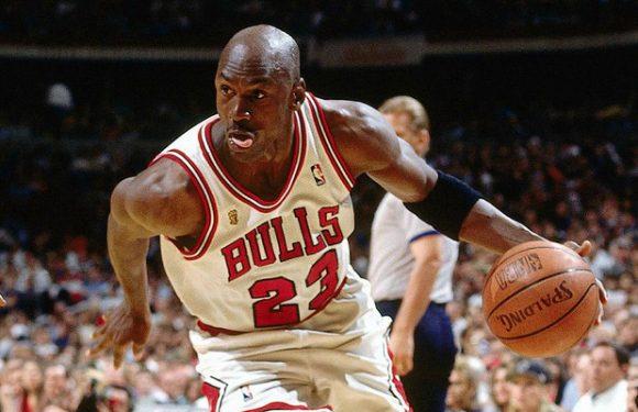 Michael Jordan – Storia della  leggenda vivente dello sport
