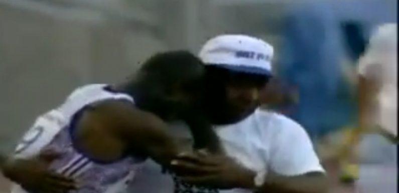Derek Redmond – Quella volta che papà corse l'Olimpiade con me