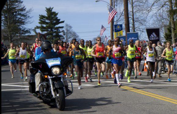 Maratona di Boston, molto di più di una semplice corsa: Micah Herndon