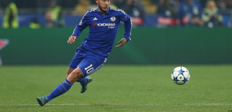 Eden Hazard stende il West Ham e manda Sarri in paradiso