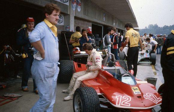 Villeneuve vs Arnoux – Un duello da leggenda: i bei vecchi tempi