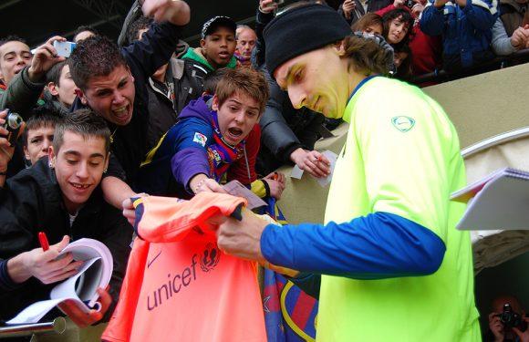 Zlatan Ibrahimovic – Ancora un goal pazzesco per Ibra cadabra