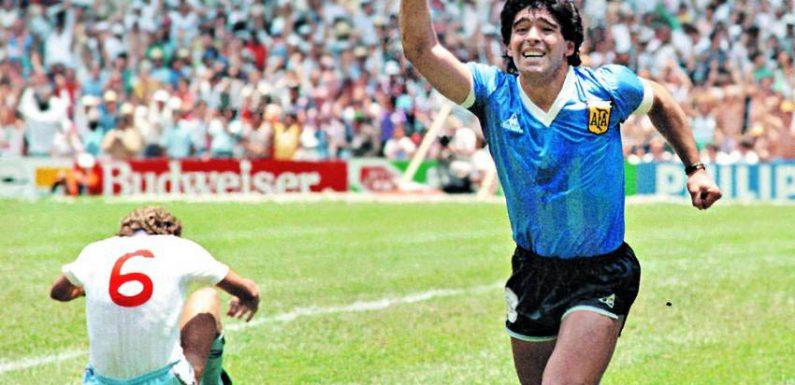 Il goal del secolo – Maradona, l'Argentina ed una telecronaca da urlo