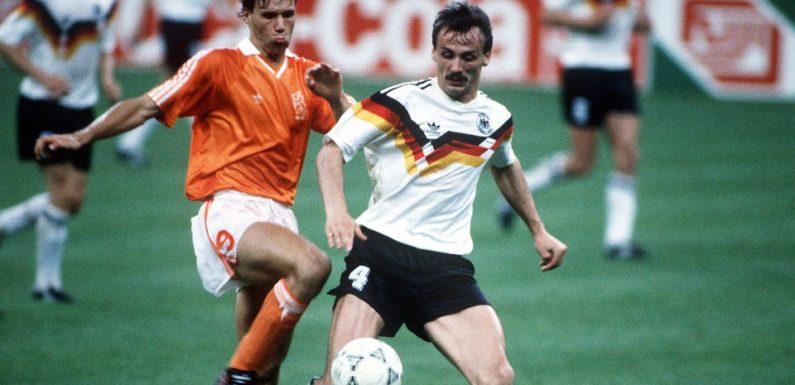 Marco Van Basten, finale Euro 88: il goal più bello di sempre?