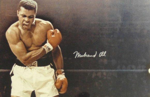 Muhammad Alì vs Sonny Liston – Il pugno fantasma