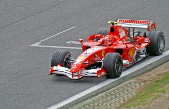 8 Ottobre 2000: la Ferrari di Schumacher è Campione del Mondo!